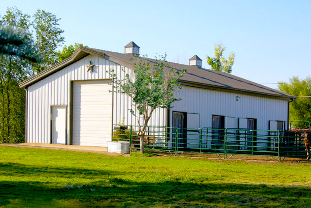 Horse Barn Kit