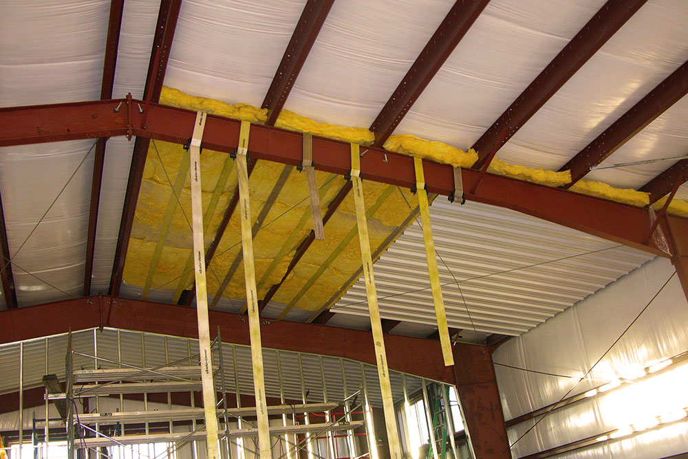 Metal Building Insulation Kit