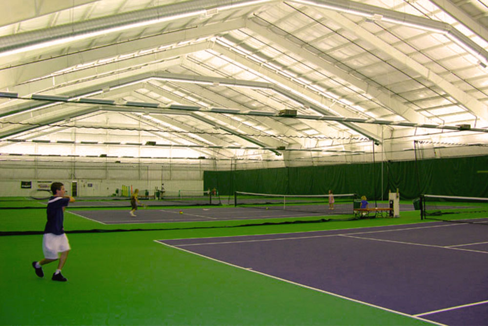 Indoor Recreational Building