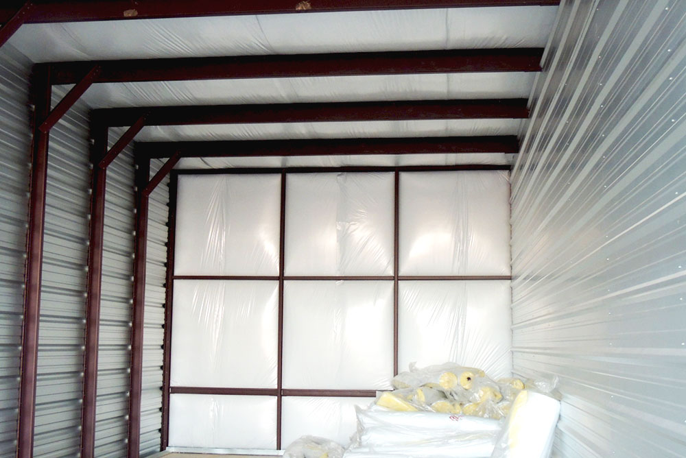 Self-Storage Insulation