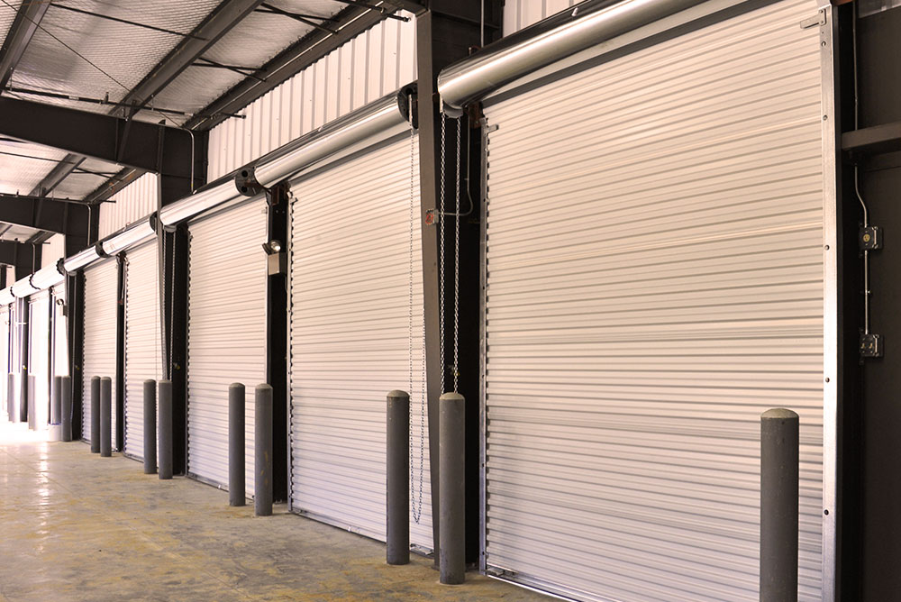 Self-Storage Building Doors