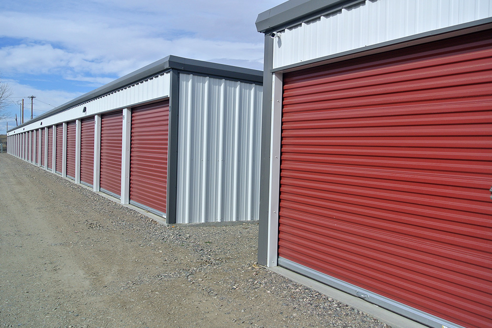 Steel Mini Storage Buildings