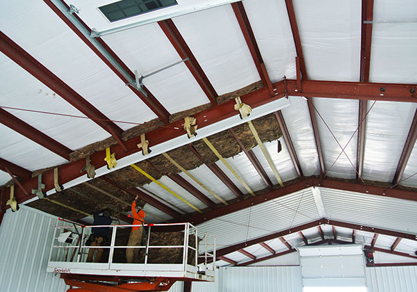 Insulation Metal Buildings