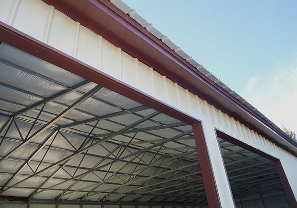 Steel Builiding Roof Insulation