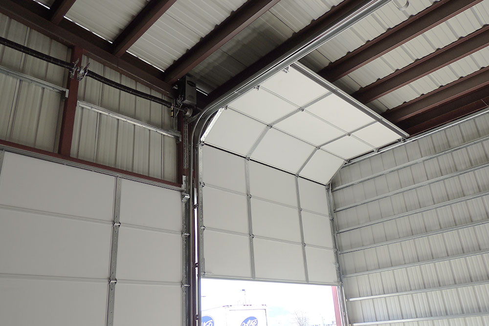 Metal Building Overhead Door