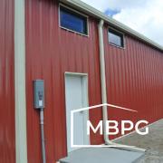 20x100 Metal Building