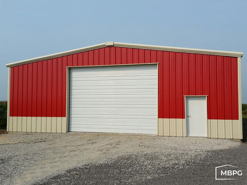 24x40 Metal Building