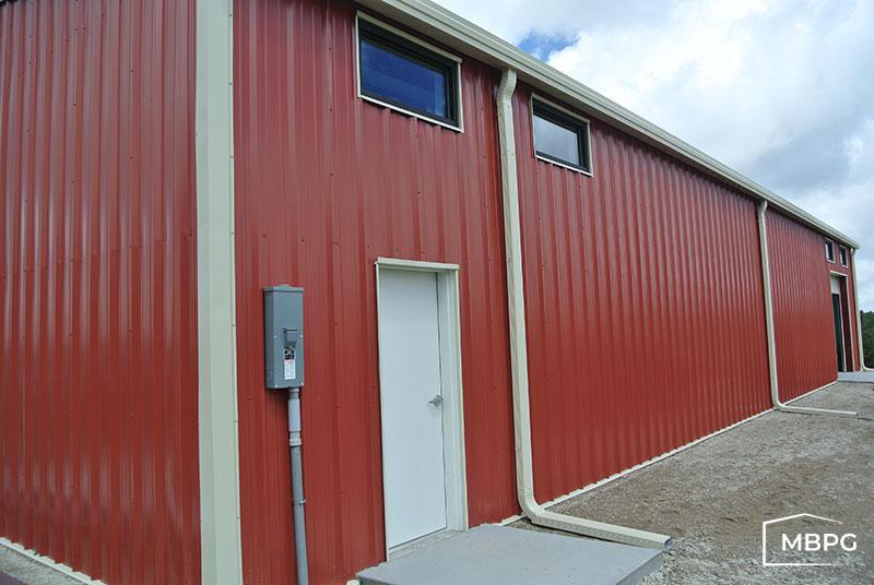 25x100 Metal Building