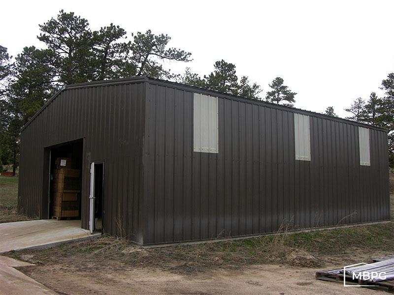 30x80 Metal Building