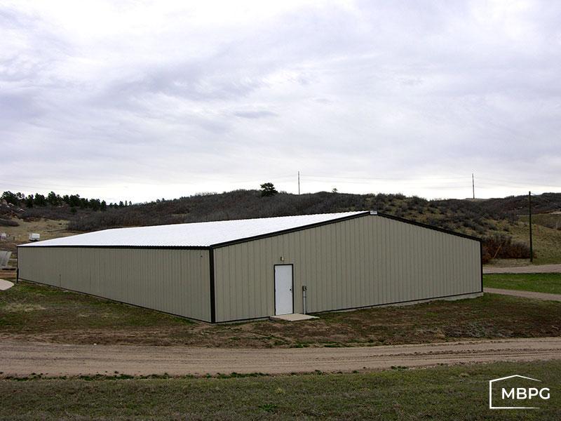 40x120 Steel Building