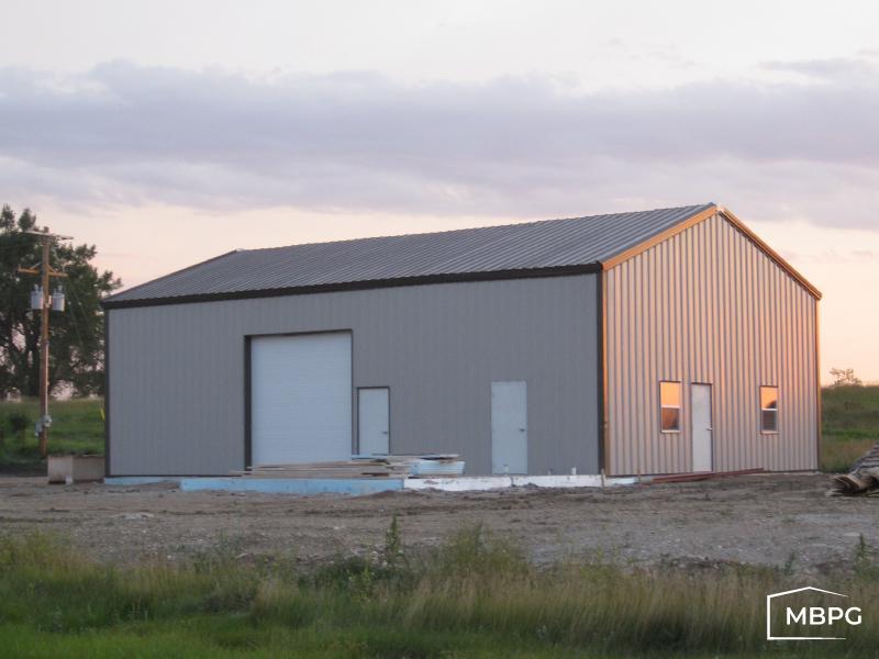 40x75 Steel Building