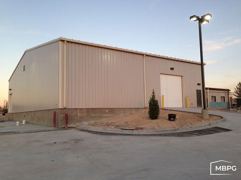 40x80 Steel Building