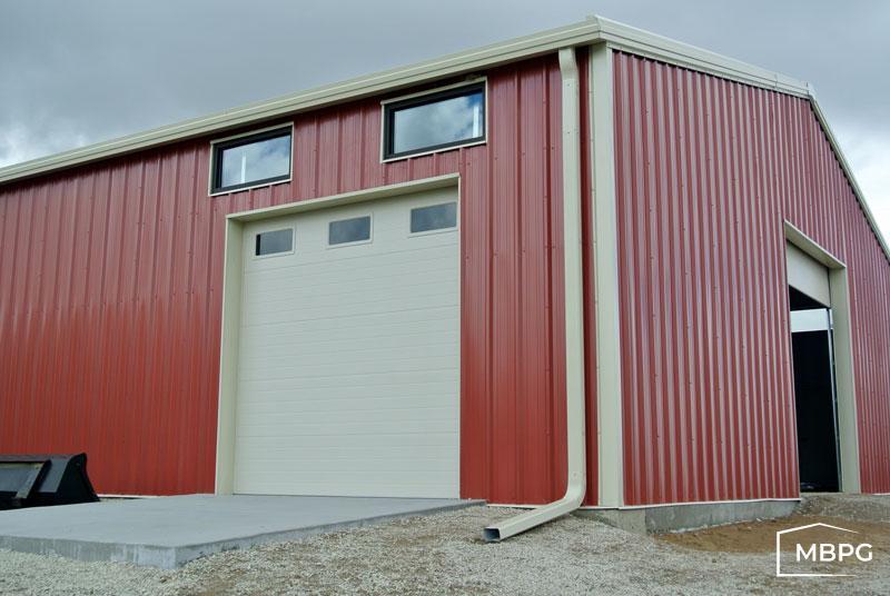 50x200 Metal Building