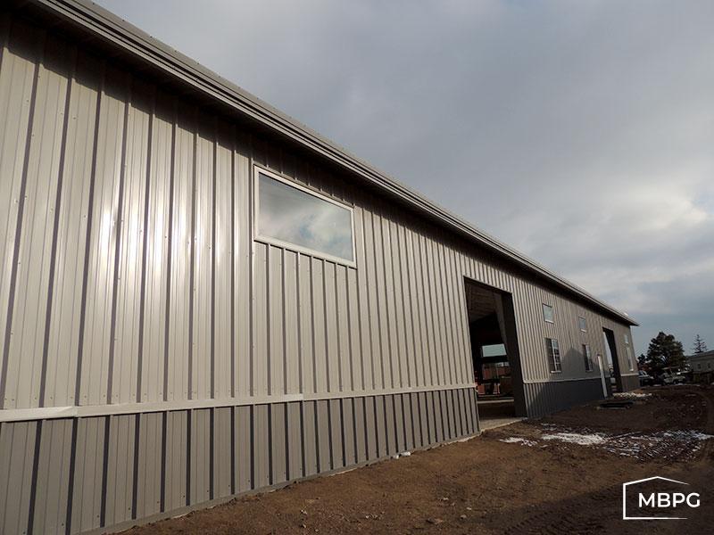 50x300 Metal Building