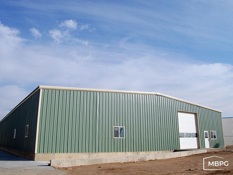 60x150 Metal Buildings