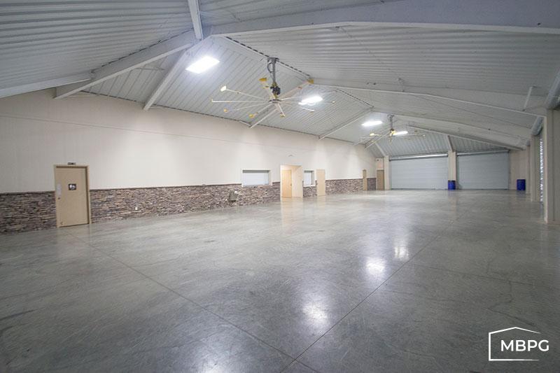 60x250 Metal Building