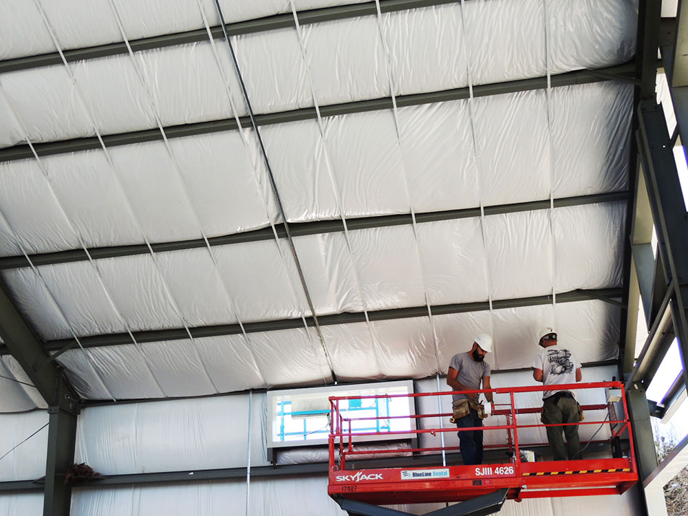 Double Layer Insulation