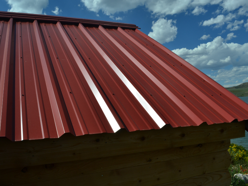 Steel Roof Panels