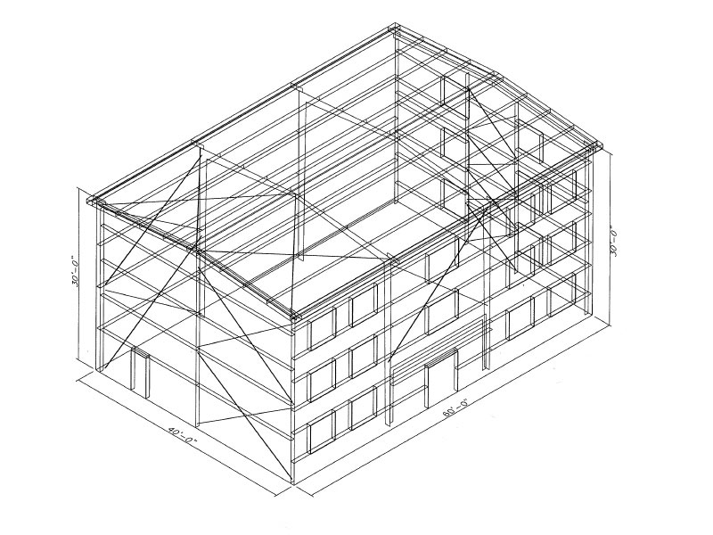 40x60 Used Building