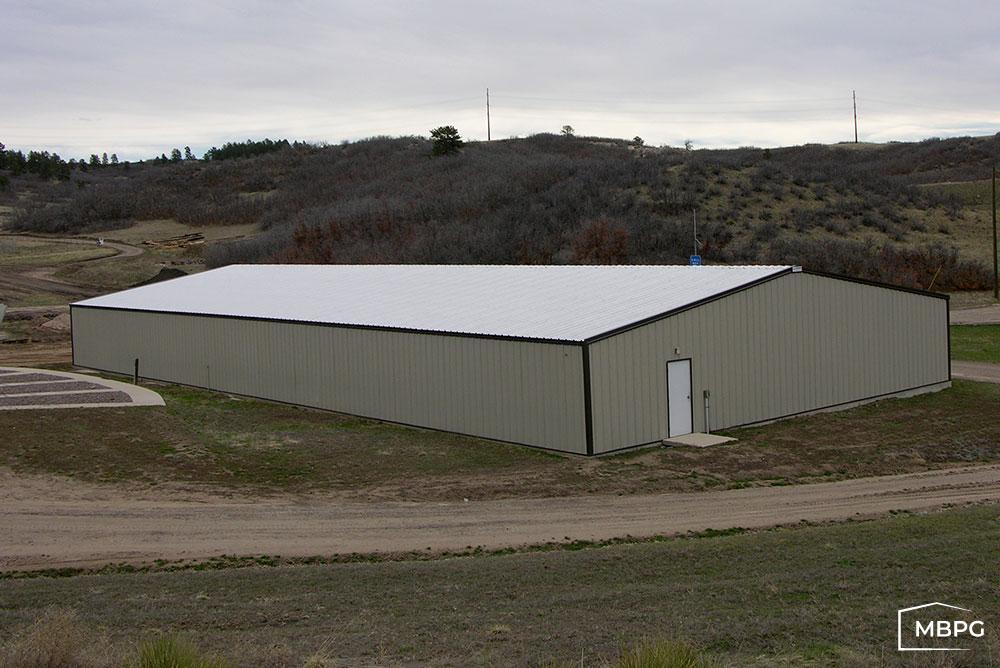 100x120 Metal Building