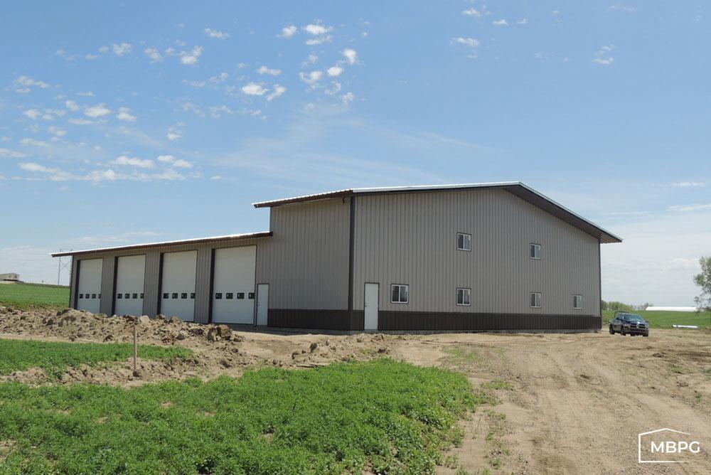80x100 Metal Building