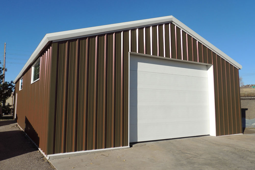 Cost To Build A 24x24 Metal Garage, How Much Does A Prefabricated Garage Cost