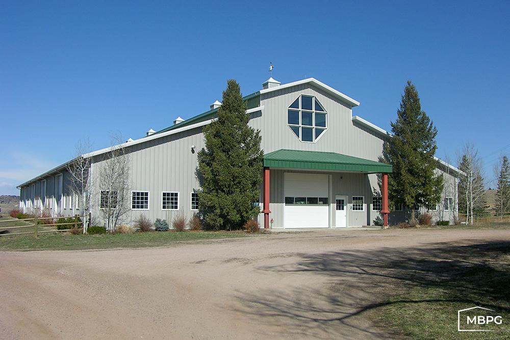 Barn Metal Building
