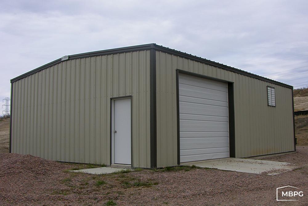 Steel Building Kit